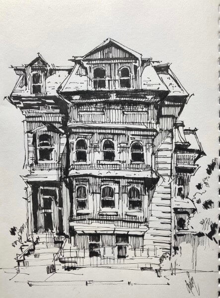 Ultimate Urban Sketching Course