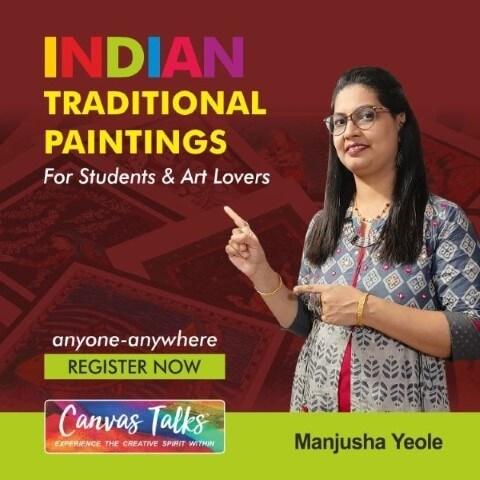 11 Indian Traditional Folk Art Painting: Madhubani, Tanjore
