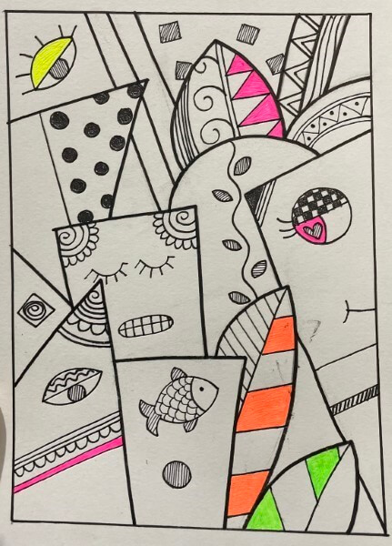 Learn Doodle Art for Beginners Step by Step