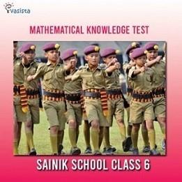 Learn Math for Sainik School Entrance Exam - Class 6