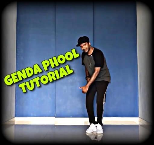 Basic Dance Choreography (Genda Phool)