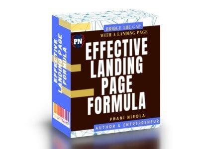 Landing Page Formula