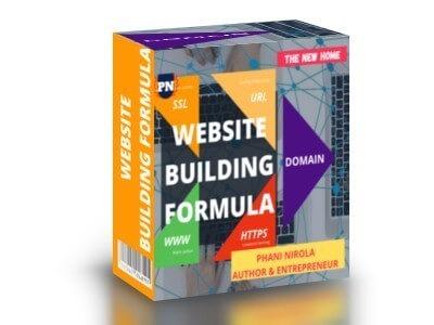 Website Building Formula