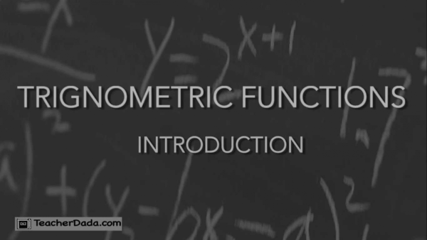 CBSE Maths : Trigonometry for Class 11