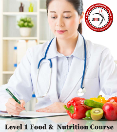 Level 1 Food &  Nutrition Course