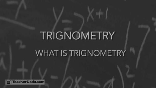 Trignometry ISC Class 11 Maths