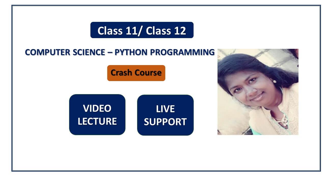 Python Crash Course: Learn Basics of Python Programming