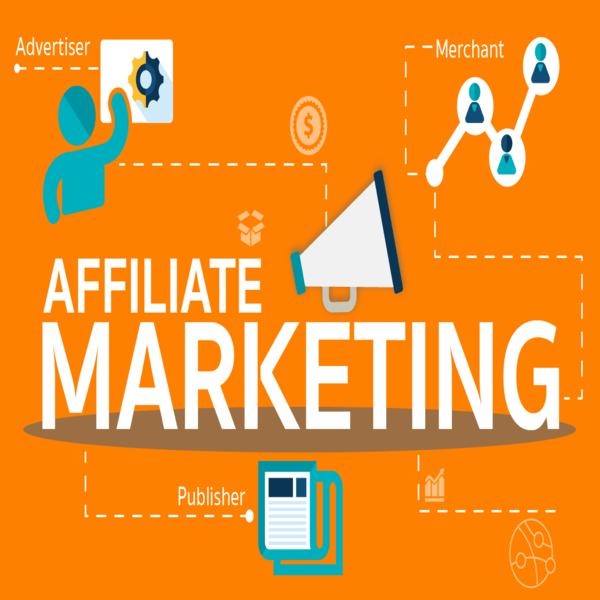 Earn through Affiliate Marketing