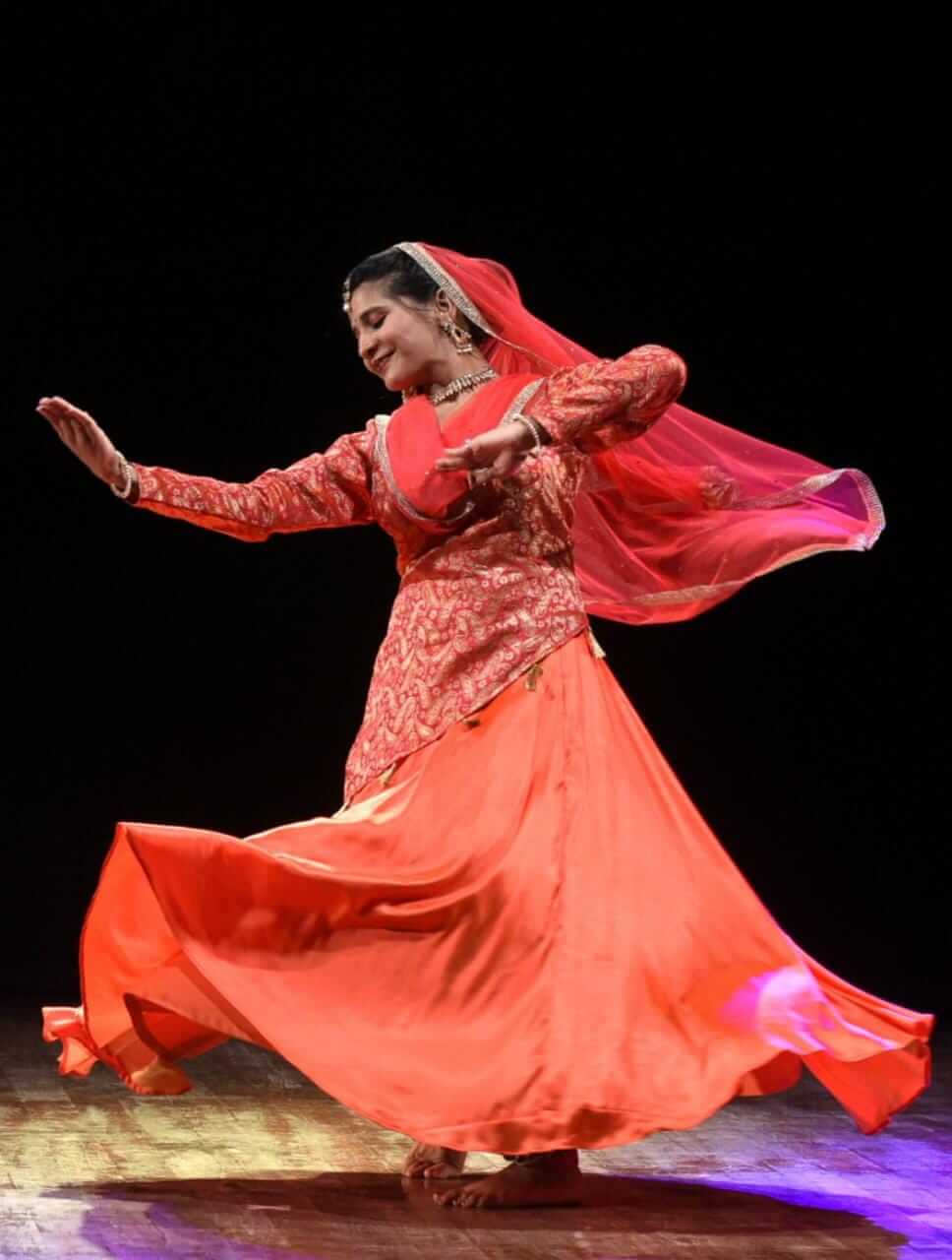 Beginners course in Kathak