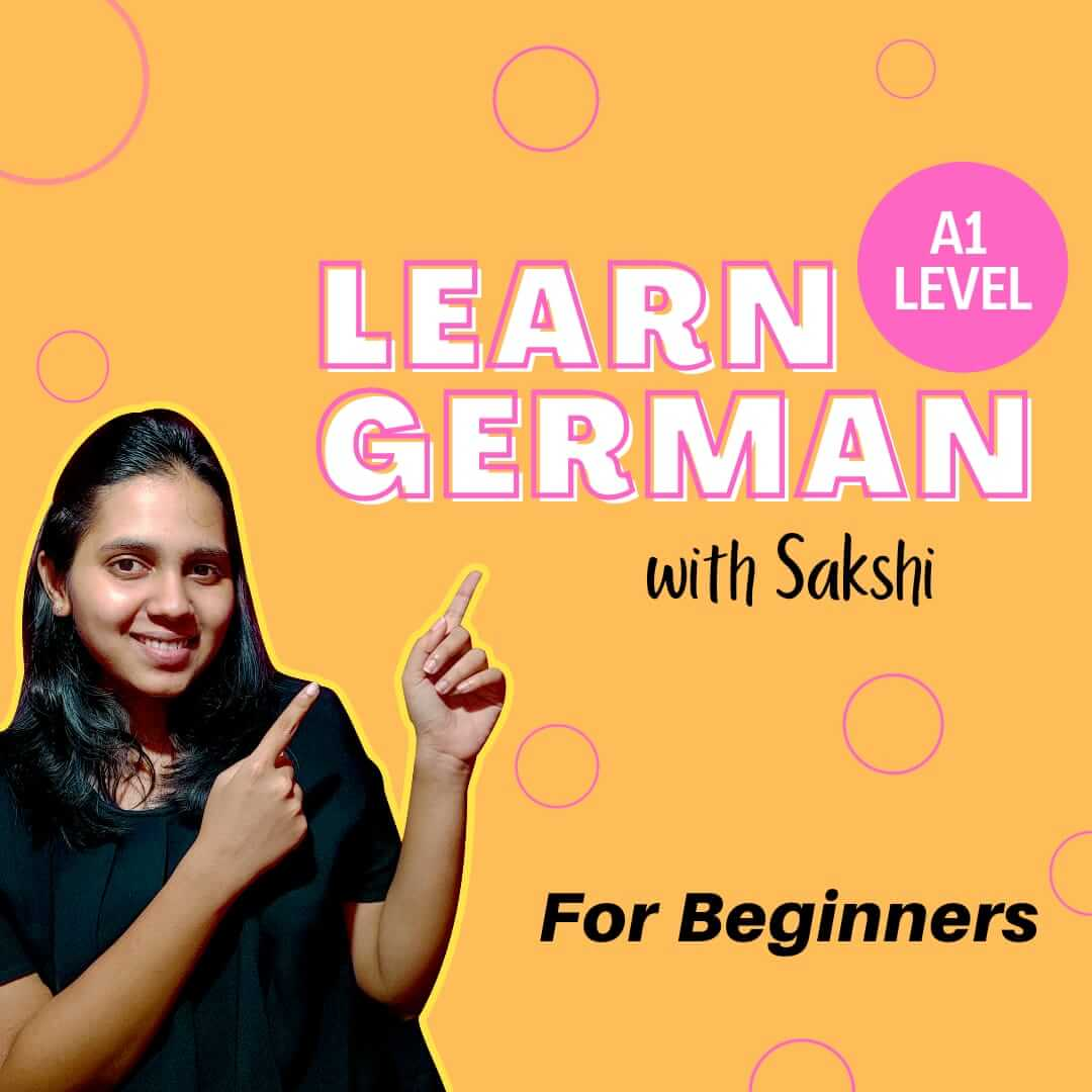 German A1 Level Course for Beginners