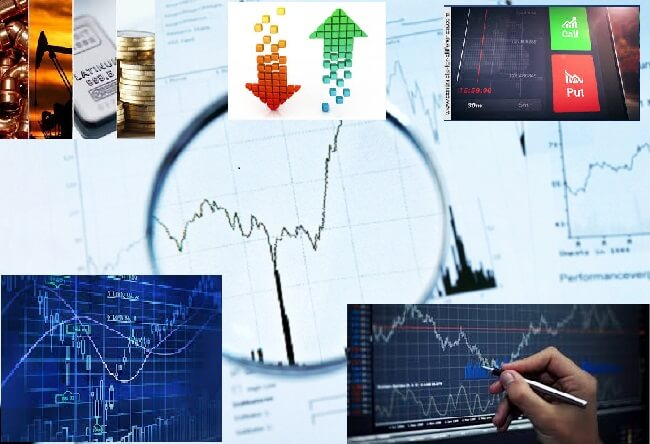 Technical analysis with trading strategies