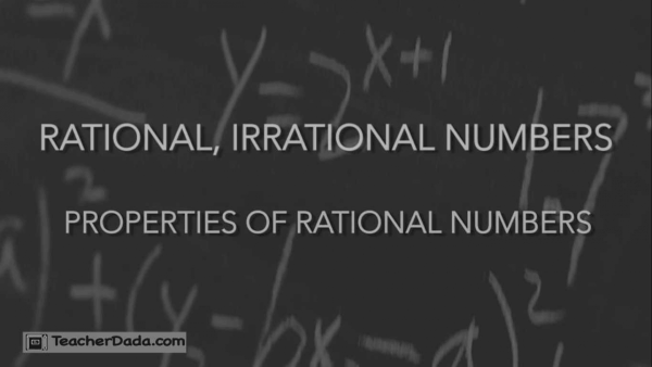 ICSE Class 9 Maths: Rational Numbers