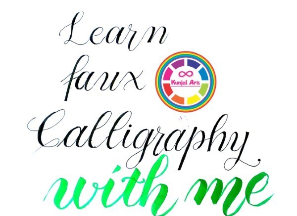 FAUX Calligraphy Online Course