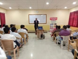 Public Speaking Workshop भाषणकलेची कार्यशाळा